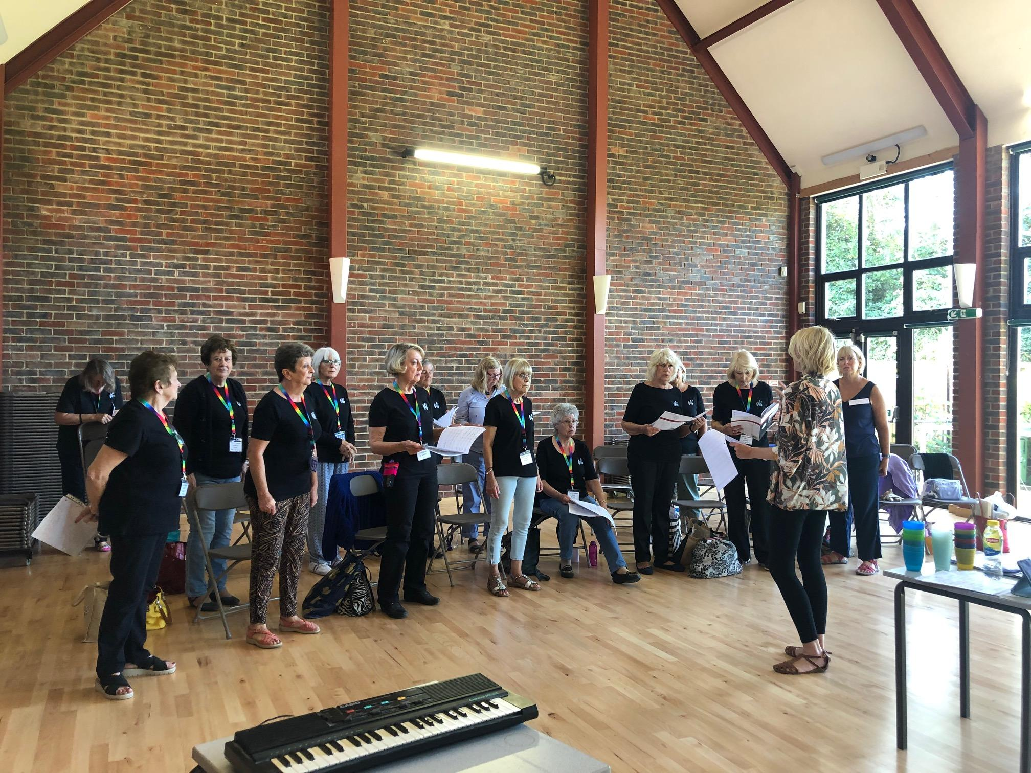 Harmony Workshop 14th September